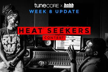 "Submit Your Music For The ""Heat Seekers"" Contest: Week Eight Artist Spotlights"