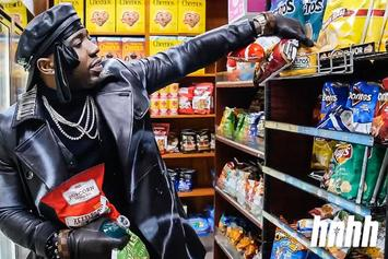 "YFN Lucci Lists Magic Strip Club As Favorite Atlanta Food Spot & Reveals His Last Meal Choice On ""Snack Review"""