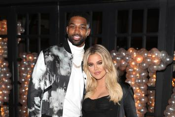 "Khloe Kardashian Remains Civil With Tristan Thompson Because True ""Feels Energy"""