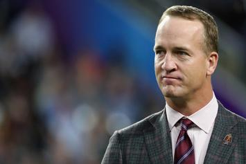 Jets Reportedly Considering Peyton Manning For General Manager
