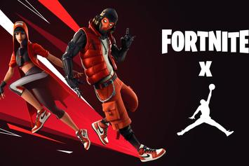 Fortnite x Jordan Brand Unveil New Downtown Drop LTM