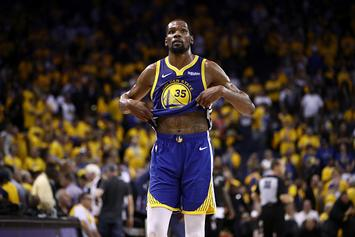 """Kevin Durant Rumors: Clippers, Knicks Viewed As """"Equally Dangerous Threats"""""""