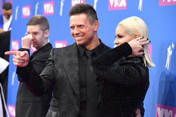 """WWE's The Miz Sends Message To Ric Flair: """"You're The GOAT, Keep Fighting"""""""