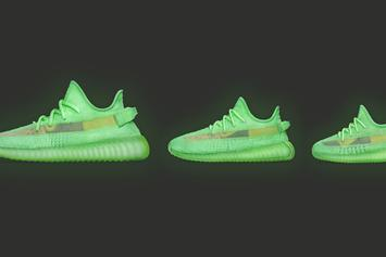 "Adidas Yeezy Boost 350 V2 ""Glow"" Drops This Week: Release Details"
