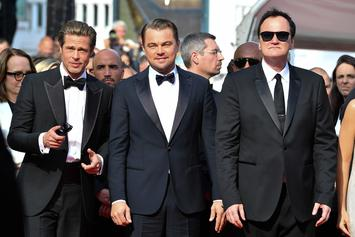 """Quentin Tarantino's """"Once Upon A Time In Hollywood"""" Receives 6 Minute Standing Ovation At Cannes Festival"""