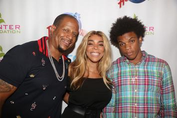 Wendy Williams' Son & Husband Square Up In Parking Lot, Police Called: Report