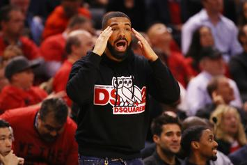Drake Makes Bucks Owner's Daughter His IG Profile Pic After She Trolls Him