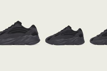 "Adidas Yeezy Boost 700 V2 ""Vanta"" Releasing In Sizes For The Whole Fam"