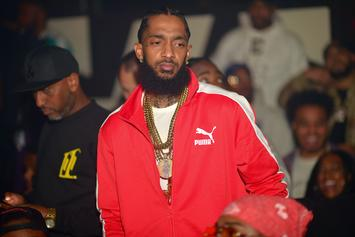 Nipsey Hussle's Baby Mama Facing Jail For DUI