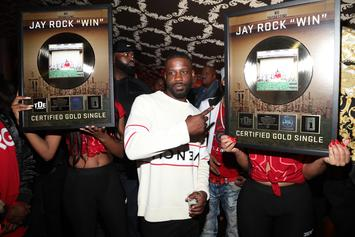 "Jay Rock On Receiving The Key To Watts: ""Dreams Do Come True"""