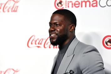 """Kevin Hart Claims Dwayne Johnson Stole His """"The Rock"""" Nickname"""