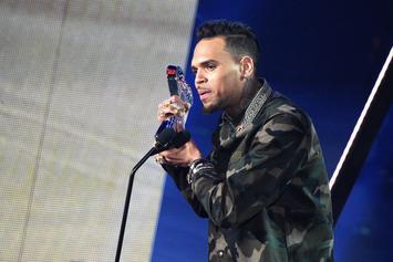 "Chris Brown Accused Of Showing ""Disrespect"" In Paris Rape Case"