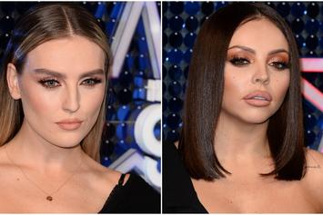 """Little Mix's Perrie Edwards Says She & Jesy Nelson Hook Up """"All The Time"""""""