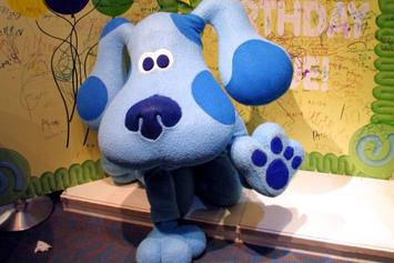 """""""Blue's Clues"""" Return Sparks Hate From People Who Won't Watch To Begin With"""
