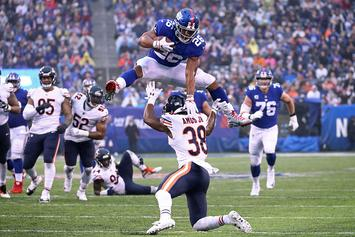 "Nike Football Taps ""Sicko Mode"" For New Ad With Odell, Saquon & Mack"