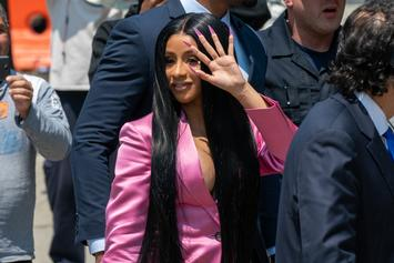 Cardi B Might Face Stiffer Charges In Assault Case Involving 6ix9ine's Girlfriend