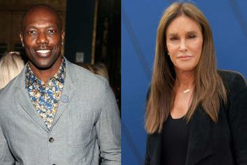 Terrell Owens Defends Caitlyn Jenner Against Anti-LGBTQA Comments