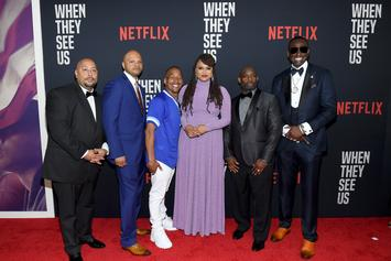 "Fans Demand ""When They See Us"" Prosecutor's Book To Be Yanked From Shelves"