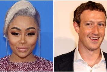 Blac Chyna Wants Mark Zuckerberg To Testify In Her Social Media Post Legal Battle