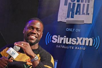 Kevin Hart Tries To Nervously Joke His Way Through A Lie Detector Test