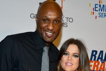 """Lamar Odom Still Trying To Win Back His """"Angel"""" Khloe Kardashian, Thanks Her For """"Wiping [His] A*s"""""""