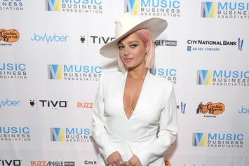 "Bebe Rexha Says Age Has Made Her A ""Better Lover"" Ahead Of 30th Birthday"