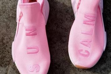"Pharrell Williams X Adidas NMD HU ""Gum Pack"" First Look"