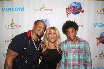 Wendy Williams' Son & Estranged Husband Still Not Talking After Parking Lot Altercation