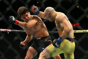 """Henry Cejudo Wipes The Floor Of Marlon Moraes At UFC 238: """"I'm The Greatest All-Time"""""""