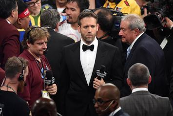 """Warriors Fans Savagely Boo Max Kellerman Before """"First Take:"""" Watch"""