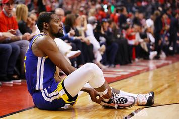"""Steve Kerr On Kevin Durant Injury: """"The Achilles Came As A Complete Shock"""""""