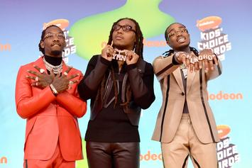 """Offset Challenges The Haters: """"YOUR FAVORITE ARTISTS SOUND LIKE MIGOS"""""""