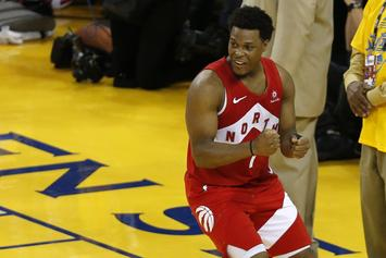 Kyle Lowry Dismisses His Harshest Critics After Raptors NBA Finals Win