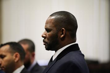 R. Kelly Tells Ex-Wife She Should Work At McDonald's To Provide For Their Kids