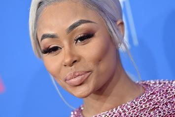 """Blac Chyna Calls Rob Kardashian A """"Hypocrite"""" By Not Allowing Their Daughter On Her Show"""