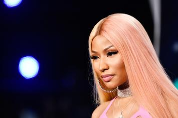 "Nicki Minaj Clears Up Rumors Regarding Blac Chyna & ""Megatron"""