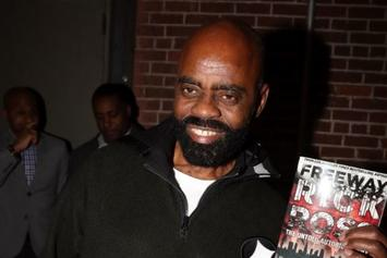 """Freeway"" Rick Ross Says Drug Dealers Aren't Vicious, Praises Kim Kardashian"