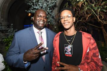 Shaq Fires Back At Son's IG Post About Horrible Free Throw Shooting
