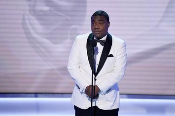 "Tracy Morgan Addresses Bugatti Accident & More On ""Ebro In The Morning"""