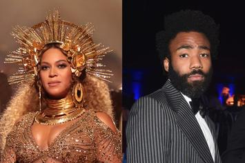 "Beyoncé & Donald Glover's ""Lion King"" Duet Teased In New Promo"