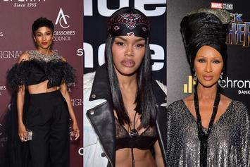 Ciara, Teyana Taylor & Iman Are Black Bold & Beautiful On Essence's July/August Issue