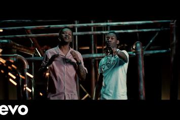 """BJ The Chicago Kid & Offset Team Up For Grungy """"Worryin' Bout Me"""" Visual"""