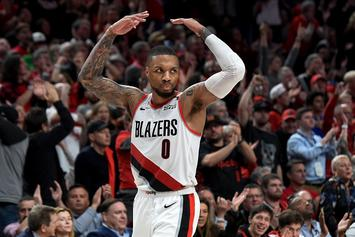 Damian Lillard Drops Diss Track On Kings' Marvin Bagley