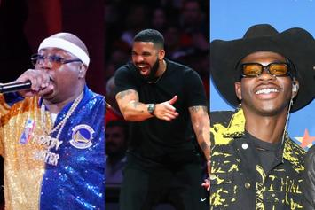 "Drake, E-40 & Lil Nas X Dominate This Week's ""FIRE EMOJI"" Playlist"