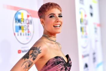 "Halsey's ""Unshaven"" Rolling Stone Cover Defended By Demi Lovato"
