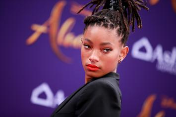 "Willow Smith ""Loves Men & Women Equally"" & Is Entertaining Polyamory"
