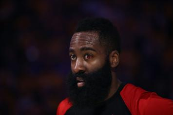 Rockets Roasted After Claiming James Harden Should Be MVP