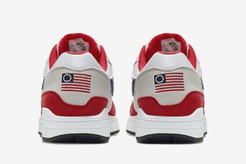 "Nike Air Max 1 ""4th Of July"": Official Images, Release Date"