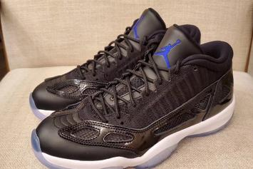 """Space Jam"" Air Jordan 11 Low IE Release Date Announced"