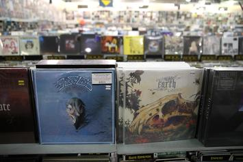 L.A.'s Amoeba Music Set To Relocate With A Dispensary License